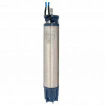 "Motor sumergible encapsulado FRANKLIN serie HI-TEMP en 8"",acero inoxidable/hierro,125 HP,3 fases,460 volts,NEMA 8"""